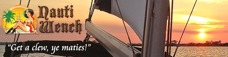 Nauti Wench Sailing